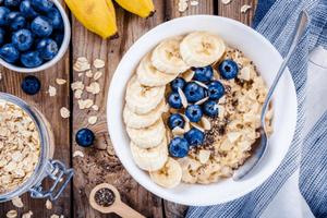 Готовые завтраки