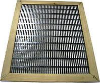 Разделительная решетка 10 рамочная металлическая