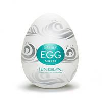 Мастурбатор Tenga Egg Surfer (Серфер), 8х5 см.