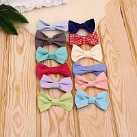 Детский галстук бабочка для мальчиков
