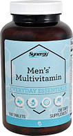 Vitacost Synergy Men's, комплекс витаминов, аминокислот  и экстрактов для мужчин, 180 табл