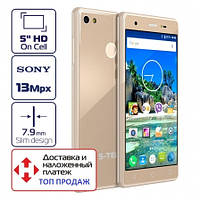"Телефон S-TELL M707, 5"" HD On-Cell, Android 5.1 (Lollipop), 16Gb  гарантия 12 месяцев"