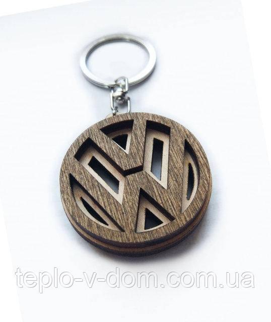 Авто-брелок деревянный Volkswagen