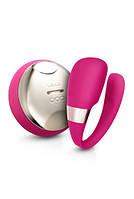 Lelo Tiani 3 Cerise розовый вибратор для двоих