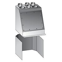 Дистрибьютор для Jotul I 520 FRL с верх. выходом