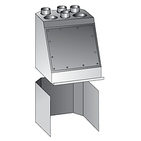 Дистрибьютор для Jotul I 570 с водонагревателем
