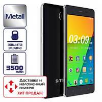 "Телефон S-TELL P770, 5"" HD IPS, Android 5.1,батарейка 3500 mAh, 16Gb  гарантия 12 месяцев"
