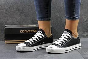 Женские Кеды Converse черные , фото 2