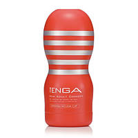 Мастурбатор Tenga Deep Throat (Original Vacuum) Cup, 16х6,5 см.