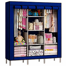 Тканевой шкаф для одежды HCX Storage Wardrobe №88130, фото 2