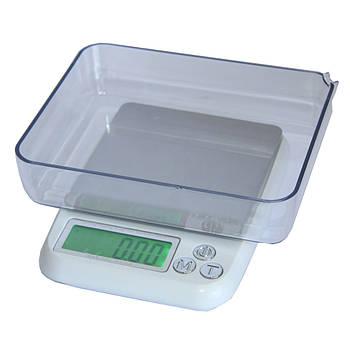 Ювелирные весы 889-600 g (0.01g) D100