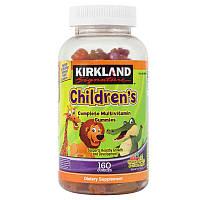 Детские мультивитамины - Kirkland children's