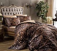 Двуспальное евро постельное белье TAC Diego Сатин-Digital