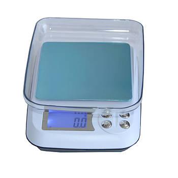 Ювелирные весы DM-3 3kg (0.1g) D100