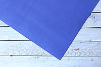 Фоамиран (набір аркушів), 20 х 30 см, 1 мм, 20 шт/уп., синього кольору оптом, фото 1