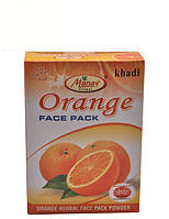 Маска для лица Кхади / Face Pack Orange, Khadi / 125 г