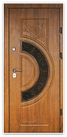 Двери Греция Винорит с ковкой