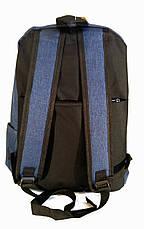Универсальный рюкзак для школы и прогулок Vans синий, фото 3