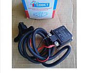 Реле зарядки (3-х уровневый) 80-90 А ВАЗ 2108 (инж.), ВАЗ 2115, ВАЗ 2110  ЭнергоМаш