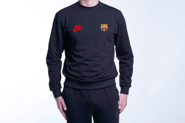 Спортивний костюм барселона найк,Nike - чорний