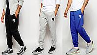 Спортивні штани з гумкою внизу рібок,reebok