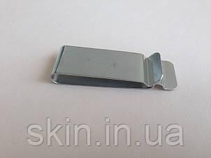 Скоба кобурная, цвет - никель, артикул СК 5141, фото 2