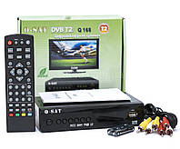 Цифровой эфирный ресивер Q-SAT Q-168 DVB-T2
