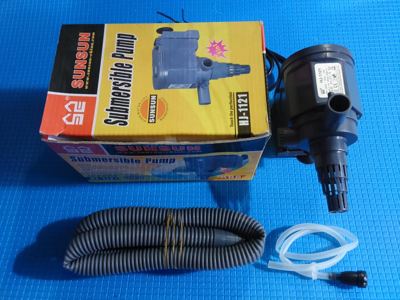 Фильтрующая головка SUNSUN HJ-1121, 1400л/ч,18W, Hmax-1.7м