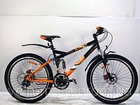 Велосипед AZIMUТ RACE G-FR-D к24, к26