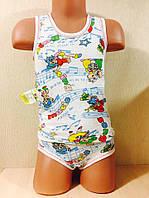 Комплект детский маечка + трусики (30 размер)