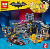 Конструктор Lepin серия Bathero 07052 Нападение на Бэтпещеру (Аналог THE LEGO BATMAN MOVIE 70909), фото 2