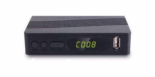 Цифровой эфирный ресивер SIMAX HDTR 871F2 DVB-T2