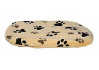 Trixie - Joey Лежак-подушка для собак, беж в лапах, 64х41см