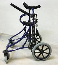 Ходунки тренажер ходи для людей з інвалідністю Meywalk 2000 Large Gait Trainer