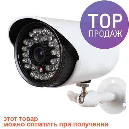 Внешняя цветная камера видеонаблюдения CCTV 529AKT/камера видеонаблюдения, фото 2
