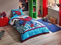 Детское подростковое постельное белье TAC Disney Spiderman Ultimate Ранфорс