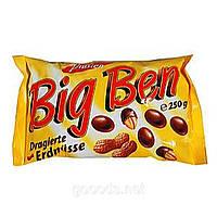 Драже  Big Ben арахис в  шоколадной глазури  Польша 200г