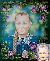 Картина маслом, портрет на заказ