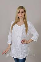 Женские  блузки из натуральных тканей