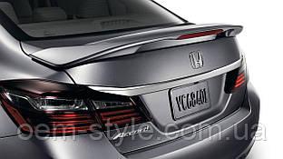 Спойлер багажника Honda Accord CR 2013-2017