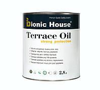 Террасное масло Bionic House, 2.8л