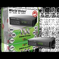 Цифровой эфирный ресивер World Vision T54 DVB-T2