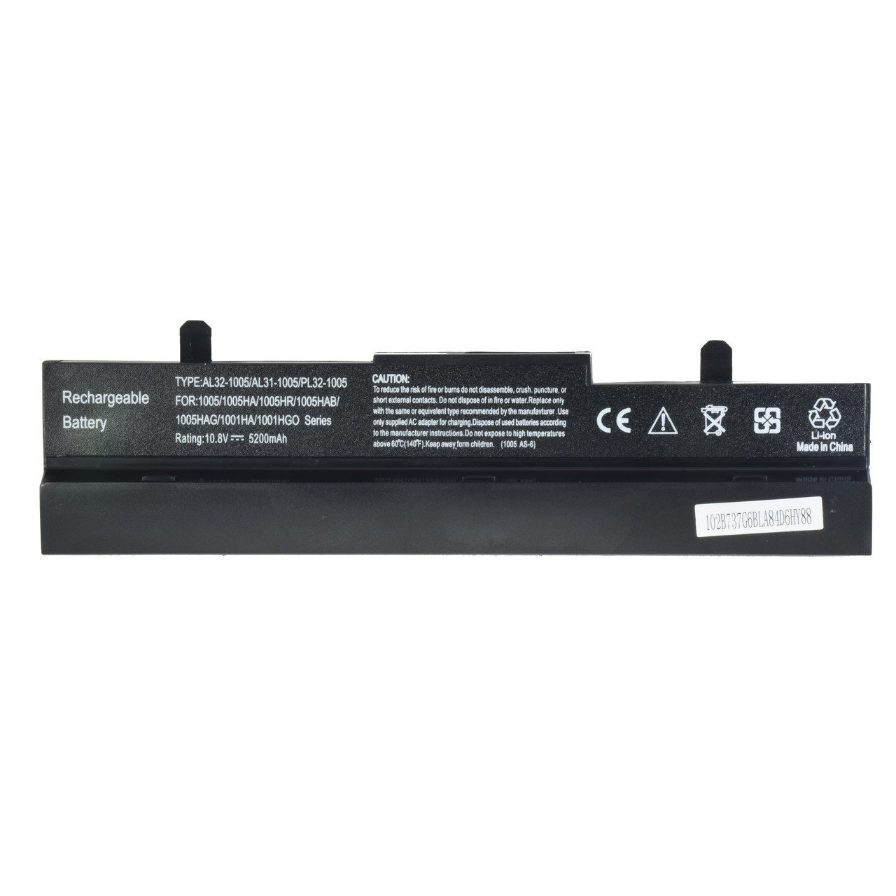 Батарея для ноутбука ASUS Eee PC  1005HAB 1005HAG 1005HE 1005HR 1005P 1005PE 1005PEG 1005PR 1005PX