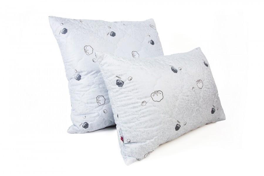 Подушка ТЕП «Cotton» с наполнителем из хлопкового волокна 70х70 см - Exclusive в Хмельницком