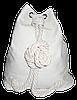 Пляжная сумка - рюкзак из ткани, фото 3