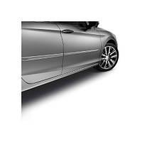 Молдинги дверей Honda Accord CR 2013-2017