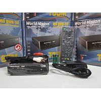 Цифровой эфирный ресивер World Vision T60M DVB-T2
