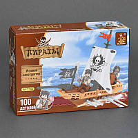"AUSINI 27302 (96) ""Пираты"" 100 дет, в коробке"