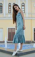 """Платье -рубашка """"шелк джули"""" , фото 1"""