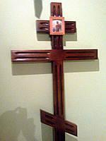 Крест с иконкой эксклюзив